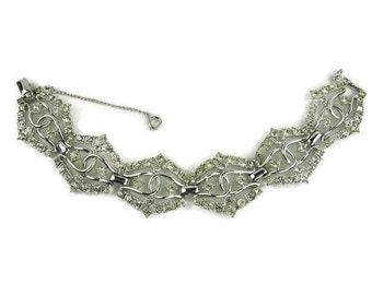 Emmons Rhinestone Bracelet