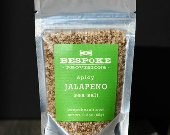 Jalapeno Sea Salt