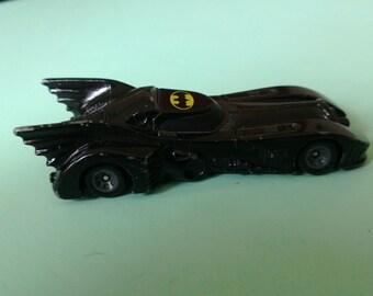 Vintage Ertl Batmobile 1989 Free Shipping