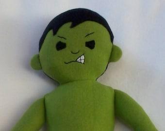 Super Dorable - Hulk - plush Action Figure for boys