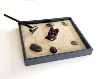 zen gifts purple decor meditation gifts sand garden zen