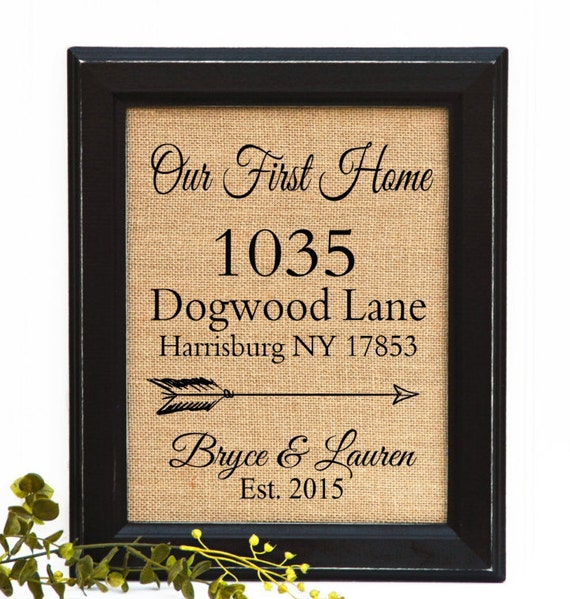 Realtor Closing Gift First Home Gift By Blessedhomesteadshop
