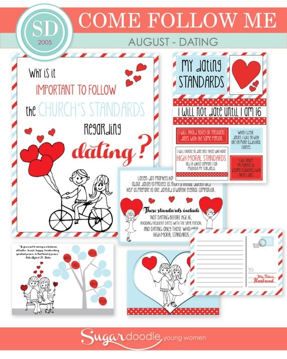 Yw dating handouts