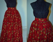 Dara maxi skirt, African Print maxi Skirt, african circle skirt, african clothing, ankara skirt, african wedding, the african shop