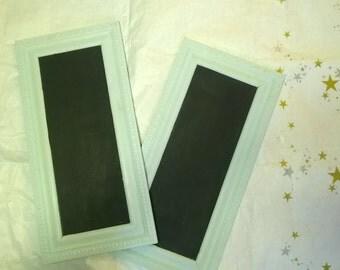 Pair of Chalkboard /Blackboard