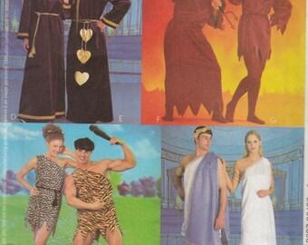 Tunic Costume Sewing Pattern, Womens Tunic Sewing Pattern, Mens Tunic Sewing Pattern, Boys' Tunic Sewing Pattern, McCalls Crafts 2895
