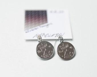 Nostalgic Dutch Money Earrings