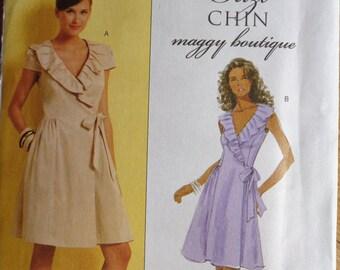 Butterick B5320 Pattern Misses Dress Size 16-24