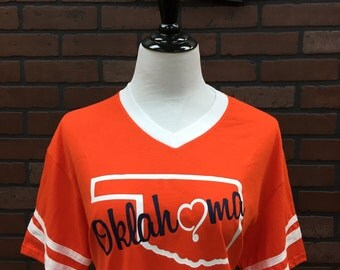 """A """"Your State"""" Jersey Shirt"""