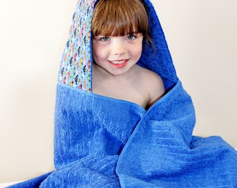 Hooded Towel - Towel Hoodie - Adult Hooded Towel - Large Hooded Towels - Boys Hooded Towel - Large Hooded Bath Towel - Big Kid Hooded Towel