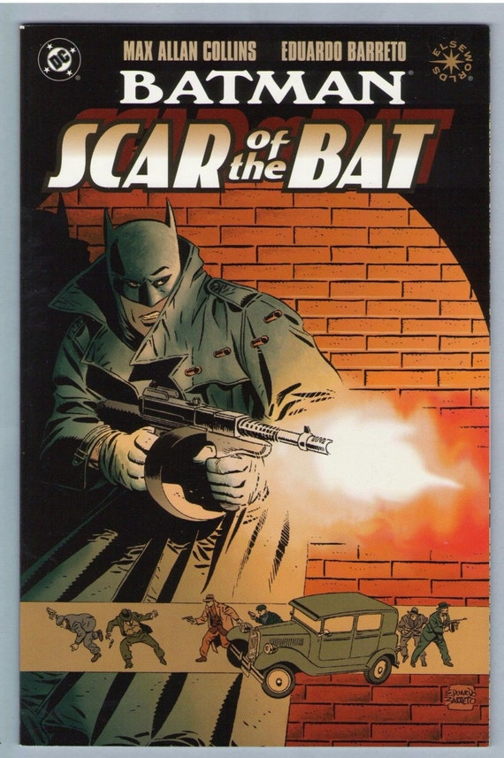 Batman - Scar of the Bat 1996 NM- (9.2)