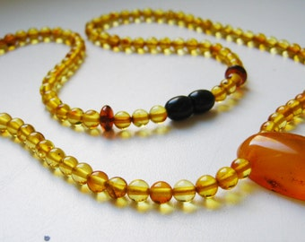 Amber necklace - 2nd daughter
