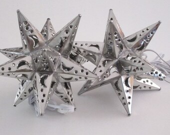 Punched tin star   Etsy