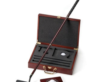 Personalized Golf Gift - Executive Golf Putter Set - Gifts for Golfers - Groomsmen Gift