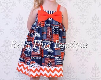 Broncos Hattie Dress