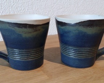 Coffee cups (sold by 2)