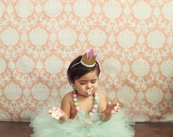 Mint tutu - Mint green tutu - infant tutu - toddler tutu - full tutu - first birthday tutu - baby tutu - photo prop - mint green
