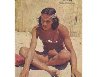 Vintage Nudist Magazine