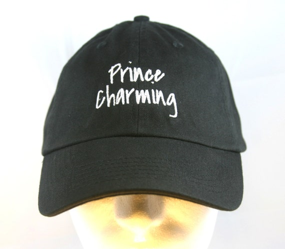 Prince Charming - Polo Style Ball Cap (available in different colors)