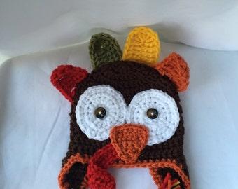 Hat Turkey Baby Child Photo Prop