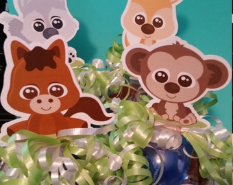 Baby Animal party favors