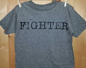 FIGHTER Tee