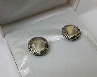 Earrings Silver 925 nostalgia rar SO231