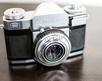 Zeiss Ikon Contaflex Vintage Film Camera