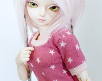 BJD clothes - msd clothes - minifee clothes - msd outfit - slim msd clothes - msd bjd clothes - msd tshirt - unoa clothes - kawaii clothes