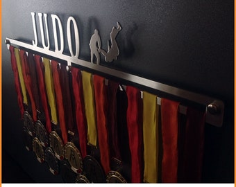 JUDO | Judo Judo Judo Medals, Medal Display Rack, Rack, badge case Medal Hangers Judo, Judo medals display unit