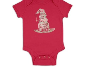 Beige Witching Hour Hat baby grow