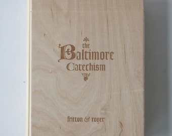 The Baltimore Catechism Artist's Book