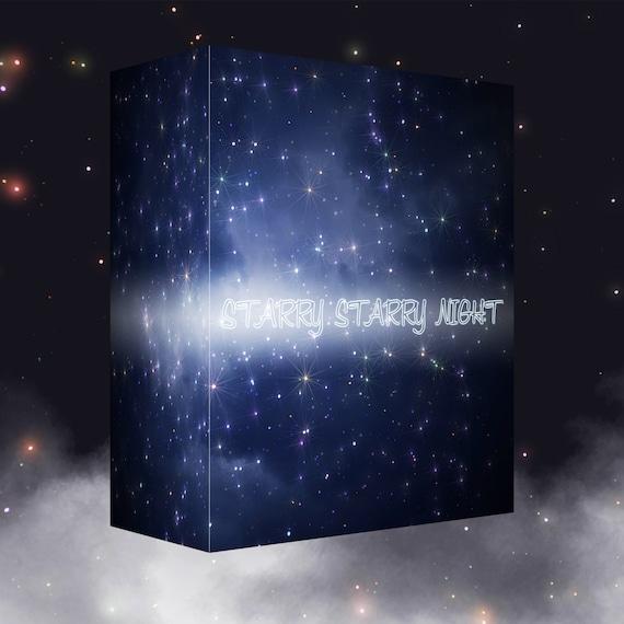 Starry Night Overlays Night Sky Overlays