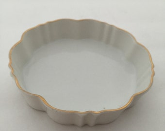 Nippon Trinket Dish//Small China Dish//China Soap Dish