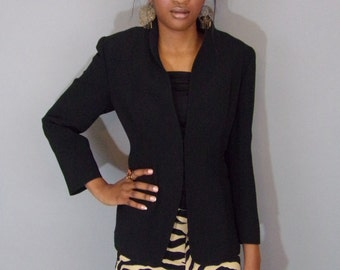 Sale Vintage Valantino Boutique jacket made in Italy