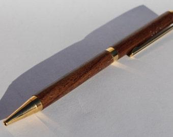 Walnut Ballpoint Pen