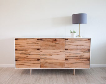 MODERN CREDENZA in Ambrosia Maple