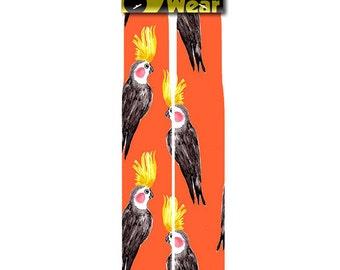 The Birds Tube Socks