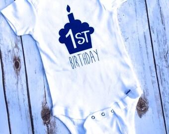 First Birthday Boy or Girl Onesie®   1st Birthday Onesie®   One Onesie®    Birthday Onesie   Boy or Girl Half Birthday Outfit