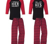 Fun pajama sets for the whole family! Get together with coordinating PJs for every man, woman, and child, as a great family Christmas pajamas tradition, or funny bedtime sleepwear. From one-piece pajamas to PJ sets, we have a wide variety to choose from!