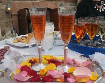 Bridal Toast Cups
