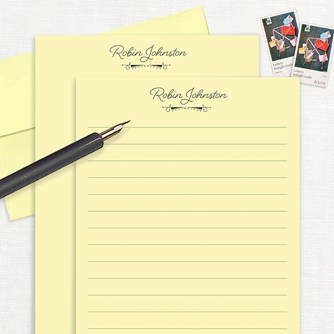 stationery paper for writing letters Paper and stationery products include specialized options that assist with everyday business operations these include thermal paper for point-of-sale transaction tracking and receipts as well as preprinted forms for tracking accounts payable and receivable.