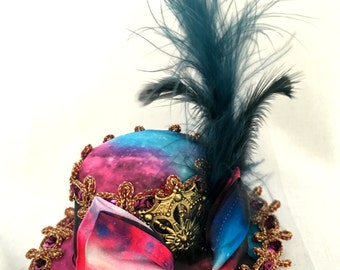 Galactic Princess Decorative Tiny Hat