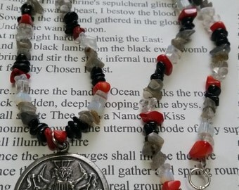 Hekate Ritual  Necklace Pagan Wiccan