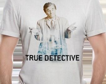 True Detective: Columbo | Funny T-Shirt | TV Tee
