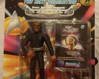Star Trek The Next Generation Lt. Worf Chain of Command