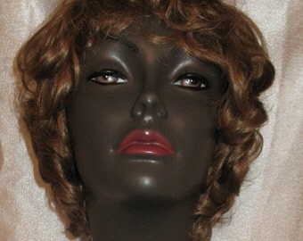 Vintage Synthetic Wig