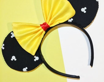 Small Mickey Head Mouse Ears