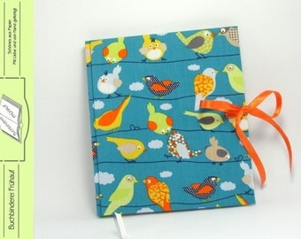Diary notebook diary birds