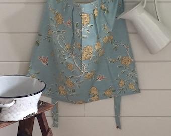 Farmhouse Apron - Custom Apron - Cottage Apron - Farmhouse Style - Cottage Style - Kitchen Linens